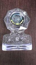 Buffalo Award clear ice  acrylic trophy award mascot
