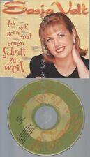 CD--VELT,SASJA--ICH GEH GERN MAL EINEN SCHRITT | SINGLE