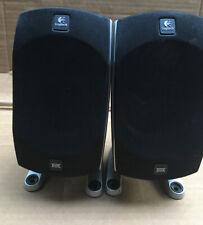 Logitech Z-5500 Computer Speakers Pair