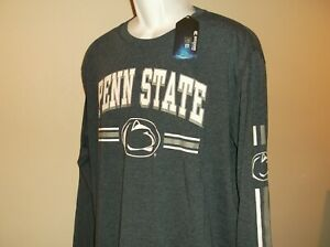 Penn State Nittany Lions Long Sleeve Shirt Adult 2XL nwt Free Ship