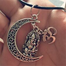 Ganesh Necklace , Om Necklace, Ganesha, Hindu God Necklace, Hindu, necklace gift