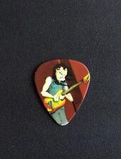 Rare mediator Kirk Hammett / pick Metallica Tour 2015