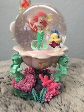 Disney The Little Mermaid Ariel Snow Globe