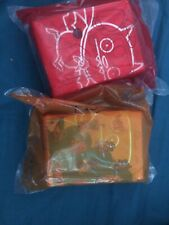X2 McDonald's Happy Meal Ugly Dolls Toys