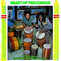 THE CONGOS - HEART OF THE CONGOS (40TH ANNIVERSARY 3LP EDITION)  3 VINYL LP NEW!