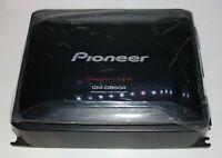 Pioneer GM-D8604 Class FD 4-Channel bridgeable amplifier 1200watts & Wiring Kit
