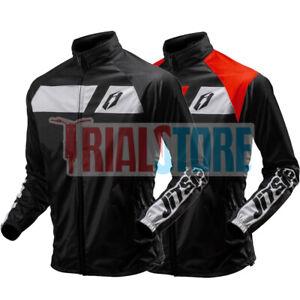 Jitsie 2020 SIGNAL Trials Riding Jacket -Lightweight Design -Black/Red FreePP