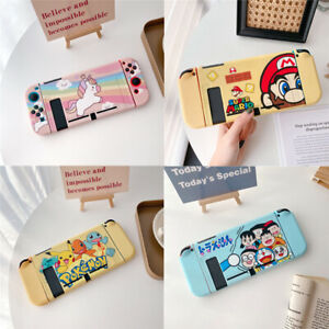 Cute cartoon Nintendo Switch Case Skin soft Shell Protective shockproof cover UK