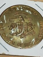 Token, New Westminster First Capital Of B.C.  Hyack 1966 Collectable Coin P5