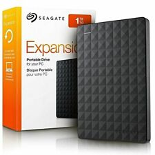 Seagate Expansion 1TB Portable USB 3.0 External Hard Drive 1 TB HDD