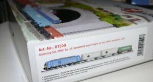 HS   Tillig 01500 Zugset Güterzug MAV Ep VI Spur TT