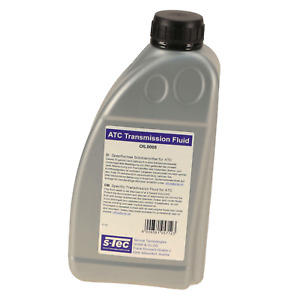 Transfer Case Fluid 1 Liter OEM SHELL S-TECH TF-0870 (SAE 75W) for BMW