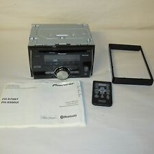 New listing Pioneer Fh-X500Ui Cd Player In Dash Receiver For Parts Or Repair