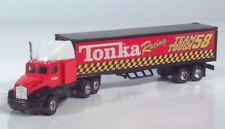 "Maisto Tonka Hauler Kenworth T2000 Semi Truck Team Tough Racing 8"" Scale Model"