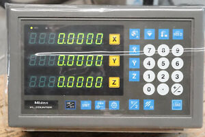 Mitutoyo Digital display DRO KL-13 Ref. 174-165 (AT100 serie linear scale)