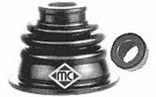 METALCAUCHO Achsmanschette getriebeseitig für RENAULT KANGOO TWINGO 01537