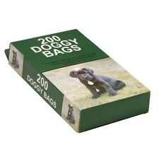 Doggy Bags Scented Pet Pooper Scooper Bag Dog Cat Poo Waste Toilet Poop
