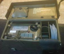 Strahlungsmessgerät Geigerzähler BUNDESWEHR