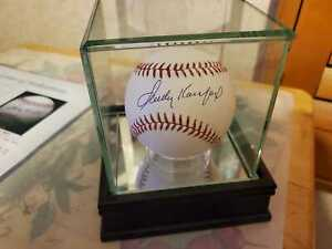 Sandy Koufax Autographed Baseball clean ball all around JSA Authenicated