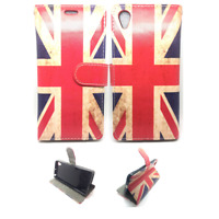 Case for Apple iPhone 5 5s SE Leather Flip Wallet UK United Kingdom Cover Stand