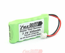 House Alarm Battery Ni-MH 2/3AAA 7.2V 350mAh Rechargeable cell w/XHR-2P 6SB US