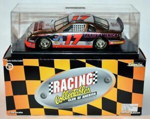Darrell Waltrip Action 1:24 Ltd Ed Parts America Chrome 1997 Monte Carlo 1/6000