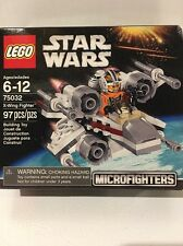 LEGO Star Wars Microfighters X-Wing Fighter 75032 Series 1 NISB