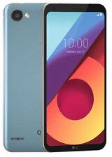 LG Q6 (M700N) 32GB-4G Android Smartphone-5.5 Inch-Unlocked-Platinum Blue EU