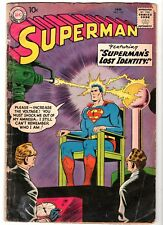 Superman #126, Very Good Condition*