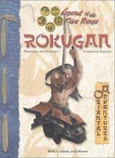 Rokugan (Legend of the Five Rings: Oriental Adventures, Campaign Setting), , Goo