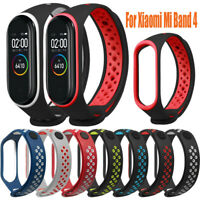 Silicone Bracelet Strap Wristband Wrist Band Replacement For Xiaomi Mi Band 4