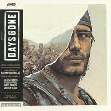 WHITEHEAD, Nathan - Days Gone (Soundtrack) - Vinyl (2xLP)