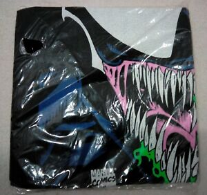 Comic Images Vintage 90's Venom Black T-Shirt Adult XL Unopened Original Factory