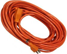 50ft Extension Cord 16/3 UL listed new orange in/outdoor SJTW premium quality