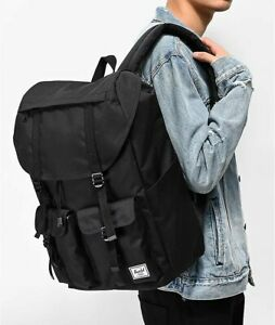 Herschel Buckingham Backpack, Black Crosshatch, 33.0L