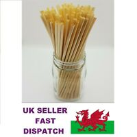Wheat Drinking Straws Natural Eco-Friendly Biodegradable A+ Grade Straws 20cm
