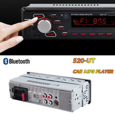 12V Stereo FM Radio MP3 Audio Player Support Bluetooth Phone with USB/SD MMC Top