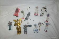 LOT Bandai Sotsu Agency Sunrise Gundam Action Figure Parts AS-IS Battle Worn