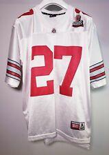 "Ohio State Buckeyes #27 Eddie George ""O"" Legends Men'S Jersey ! Size L"