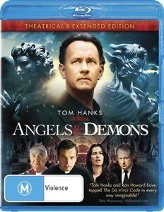 Angels & Demons blu-ray dvd new sealed