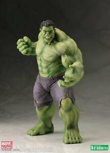 Kotobukiya Avengers Now Hulk ArtFX+ Statue 1st Edition Marvel NEW SEALED