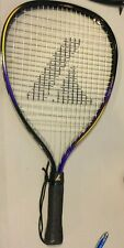 """Pro Kennex """"Power Innovator"""" Widebody Raquetball Raquet with racket cover Cord"""