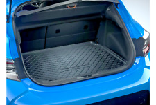 TOYOTA COROLLA CARGO MAT BOOT LINER HATCH FROM JUNE 18 NEW GENUINE ACCESSORY