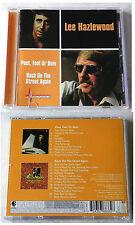 Lee Hazlewood - Poet, Fool,... / Back On... 2004 EMI CD