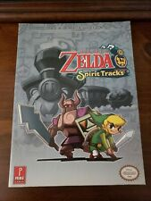Legend of Zelda: Spirit Tracks DS 3DS Strategy Guide Premiere Edition, Brand New