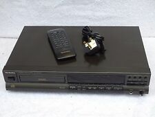 BOXED Technics SL-PG440A CD Compact Disc Player + Remote Control & Transit Bolts