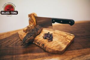 Olive Wood Wooden Cutter Chopping Cutting Board Biltong, Kitchen, Gift, Africa
