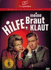 DVD NEU/OVP - Hilfe, meine Braut klaut - Peter Alexander & Cornelia Froboess