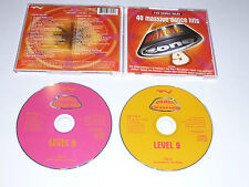 DANCE ZONE - Level 9 - 1997 UK 40-track Double CD album