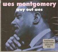 WES MONTGOMERY WAY OUT WES 2 CD BOX SET